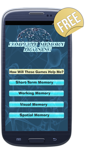 Complete Memory Training for Android� Smartphones